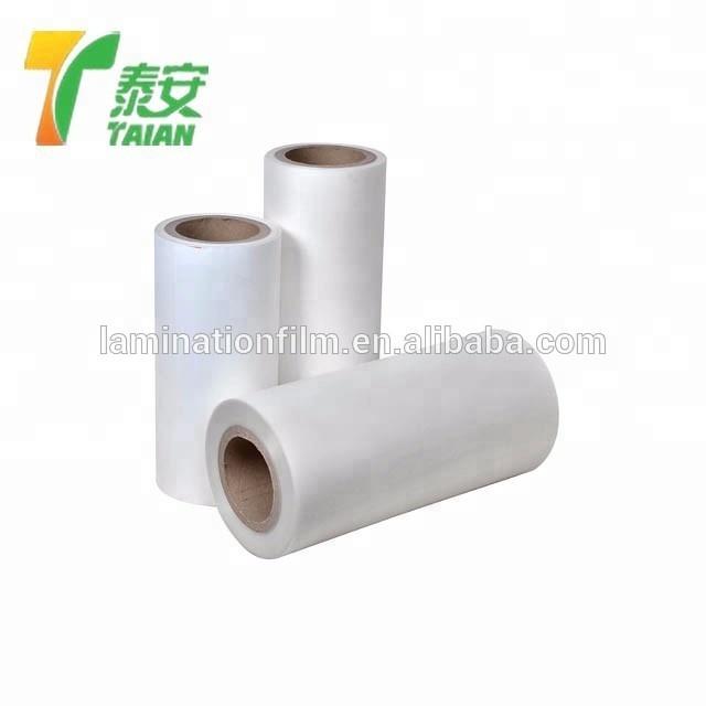 2015 New design water transfer printing film, bopp thermal laminating film formica plastic film