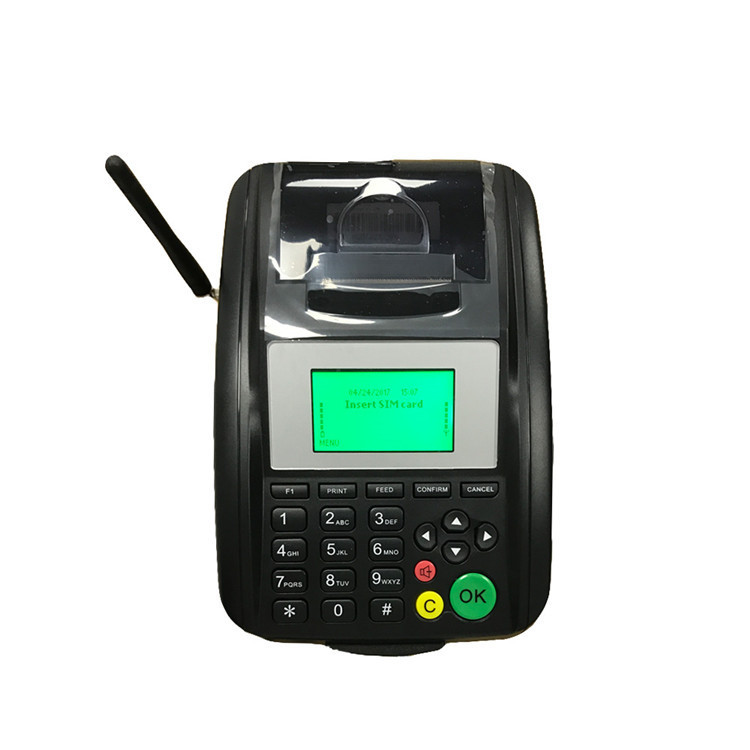 E-Voucher/E-Payment/E-Top up Gsm Fixed Wireless Terminal With POS Thermal Printer
