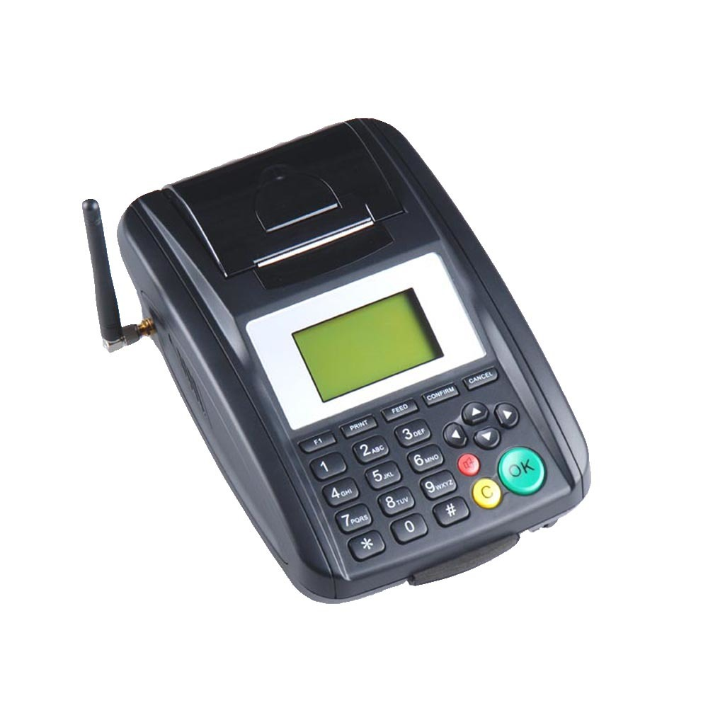 SMS GPRS Wireless Thermal Receipt Printer for Prepaid Mobile Recharge