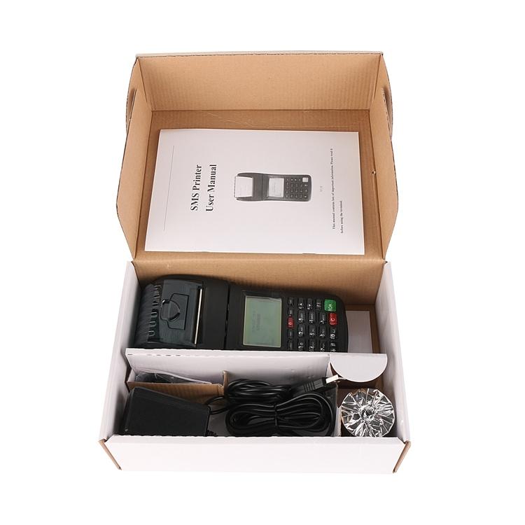 GOODCOM Functional Ticketing GPRS SMS Handheld POS Terminal
