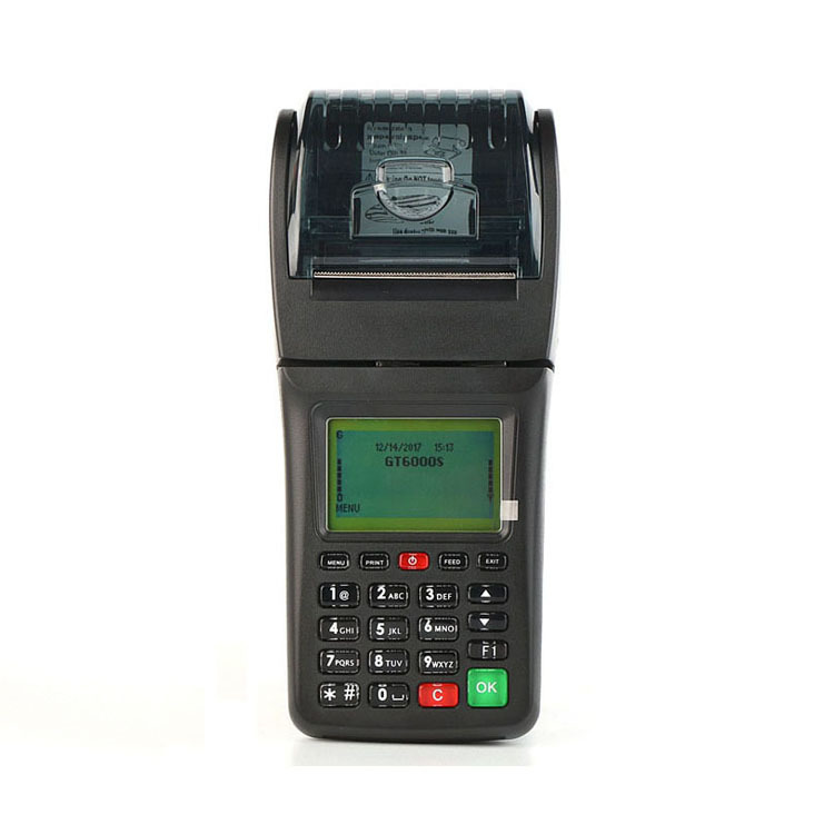 Wireless GPRS 58mm Ticket Printing Thermal GSM SMS Receipt Printer