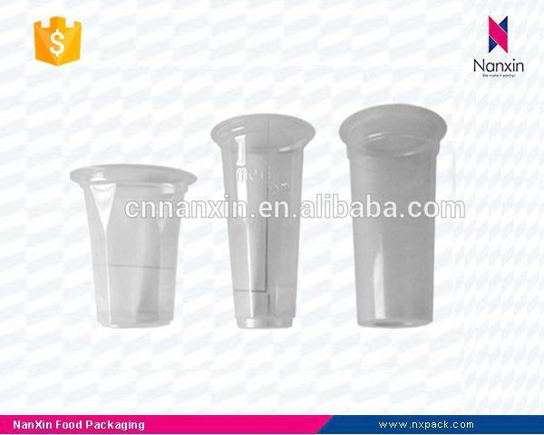 water cup with PP material