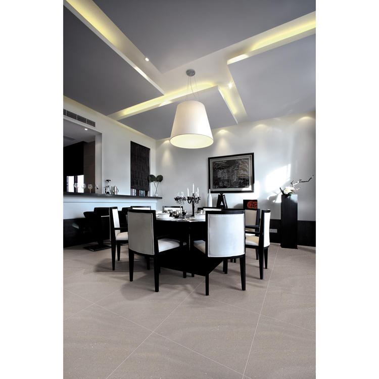 Hot sale sand stone texture ceramic floor tile 60x60