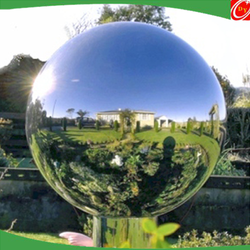 Large mirror stainless steel ball ,outdoor big mirror stainless steel ball /gazing ball
