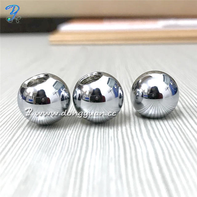 Stainless Steel Decorative Spheres for Glass Table