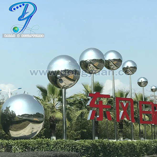 Hollow Stainless Steel Float Balls for Pond