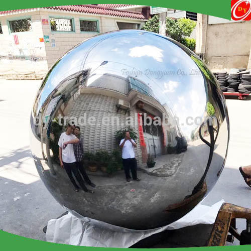 China SUS 304 Big Stainless Steel Hollow Ball