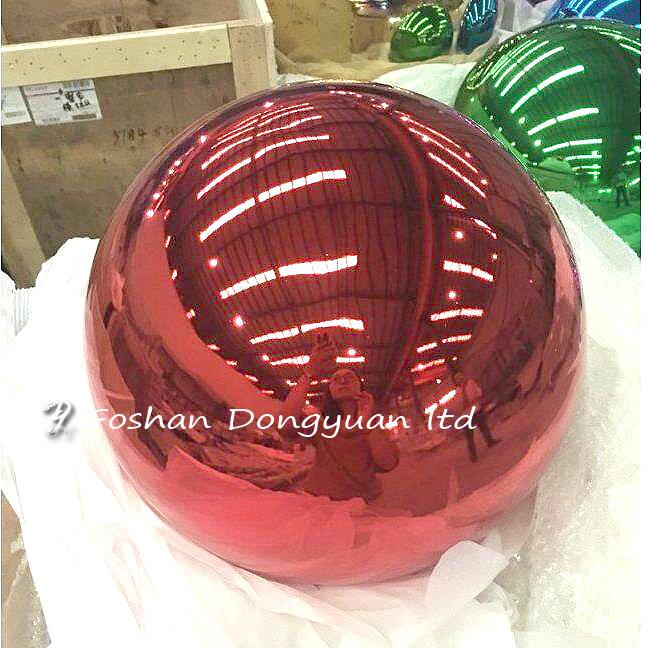 Large Metal Balls, Big Size Stainless Steel Metal Decoration Sphere