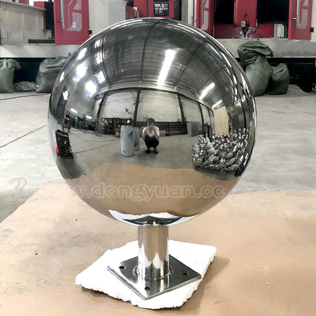 45CM Decoration Stainless Steel Sphere
