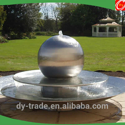 Stainless Steel Water Feature/Steel Decoration/China Supplier