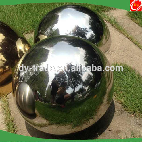 300mm stainless steel hollow ball/sphere ,with brushed/mirror finish ,thick 1.0mm/1.2mm/1.5mm