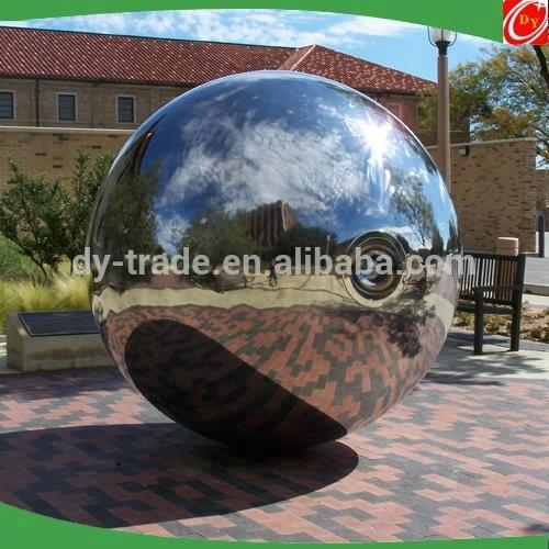 High-gloss Polished Stainless Steel Hollow Spheres