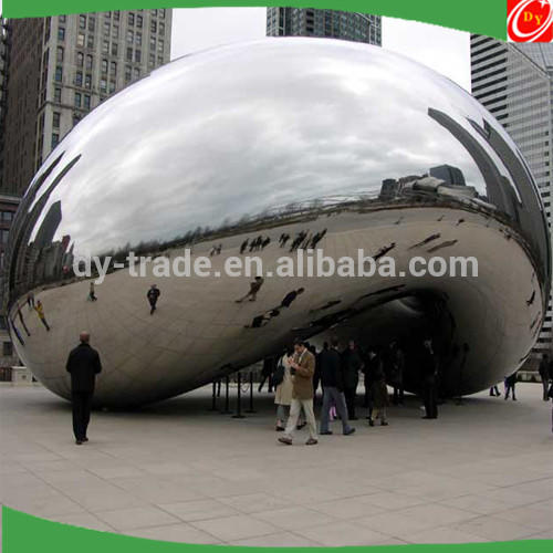 Custom Large Outdoor Round Oval Long Hollow Metal Ball/Stainless Steel Ball of Any Possible Shape