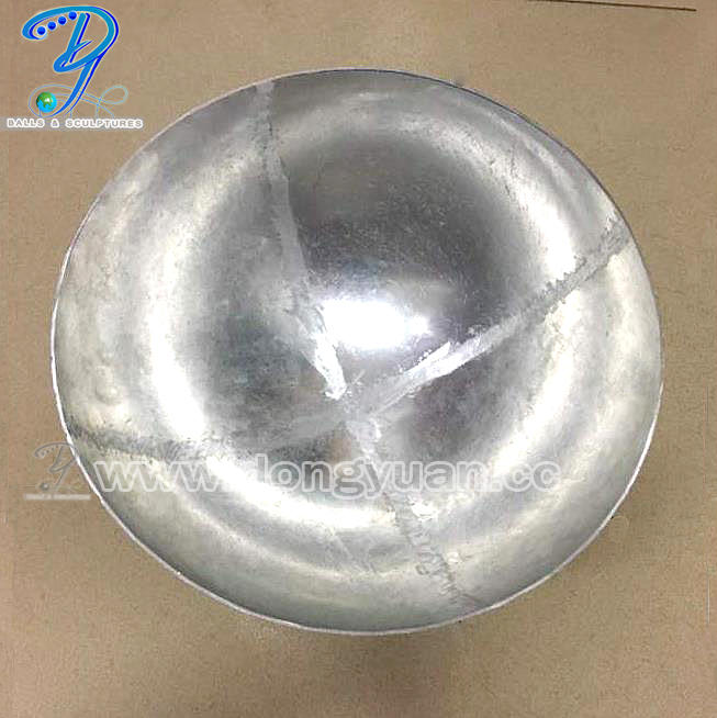 300mm Aluminum Hollow Balls with Line for Decoration