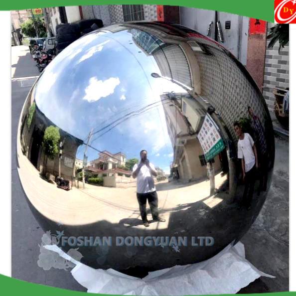 Decorative Metal Ball 1000mm Large Metal Balls