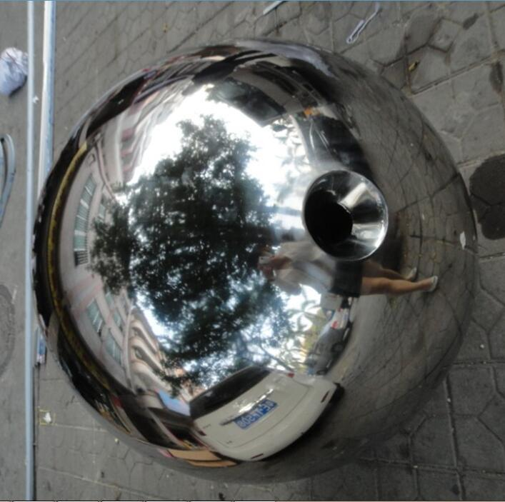 SS304/316l stainless steel balls/sculpture