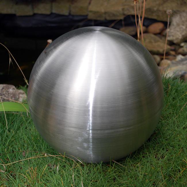 Inox brushhollow balls / sphere
