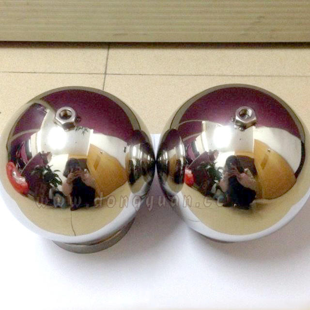 Stainless Steel Showroom Decoration Ball Accessories Items