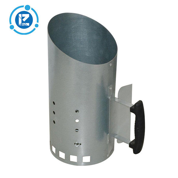 Portable Bucket Mini Barbecue Heat Resistant Accessories Camping Stove Charcoal Bucket