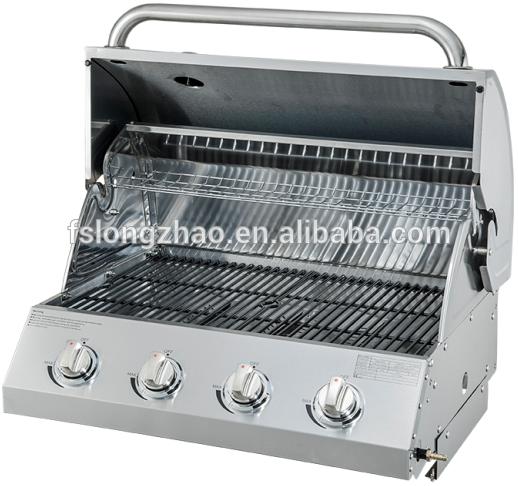 Outdoor stainless steel gas bbq grill for sale
