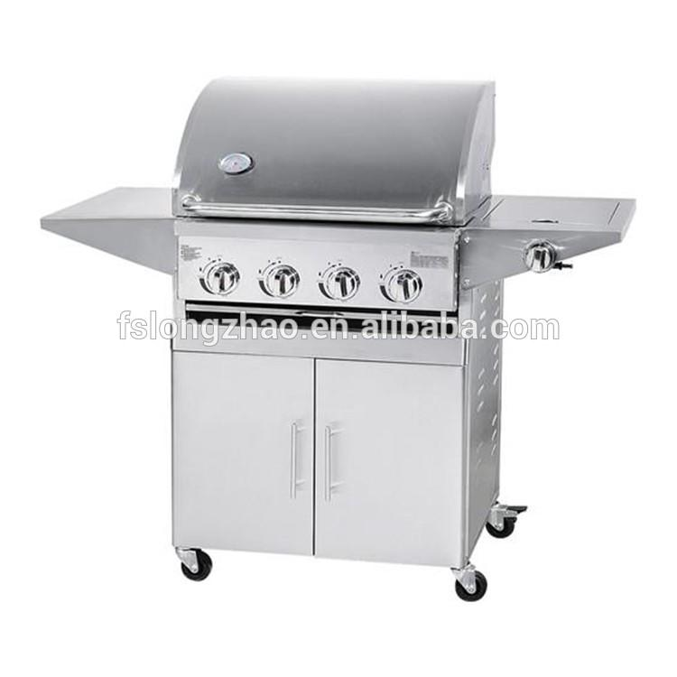 Top Sale Stainless Steel barbecue gas grill