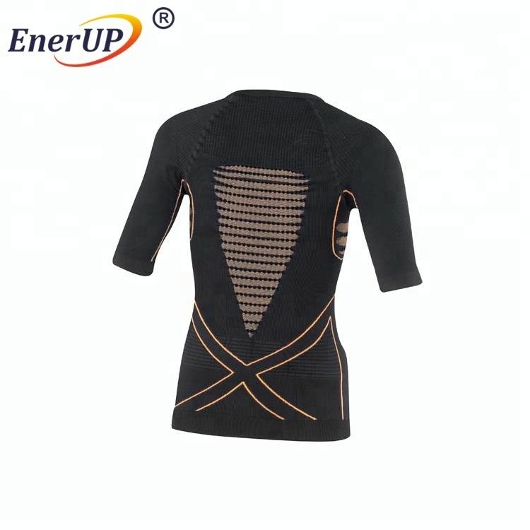 Sports thermal compression long sleeve t shirt