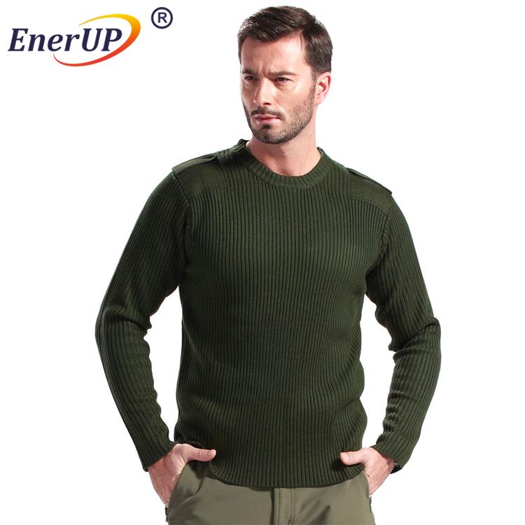 Thermal Knitted Men 100% Merino Wool Baselayer