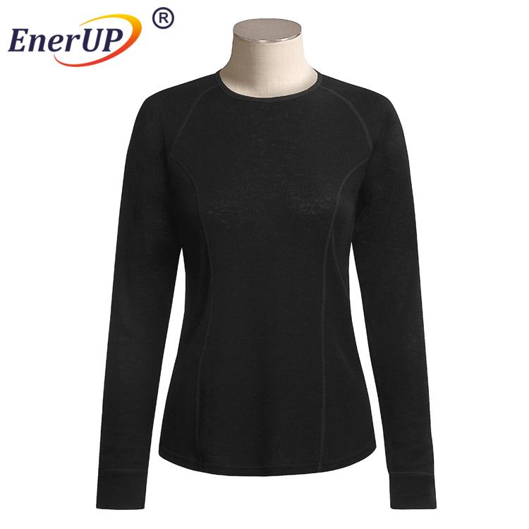 Merino wool winter underwear thermals