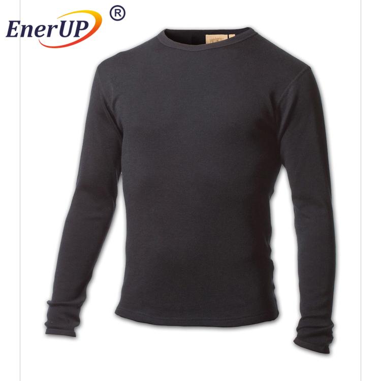 Mens merino wool base layer thermal