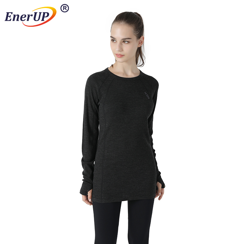womens Merino wool long johns thermal underwear for bodywear