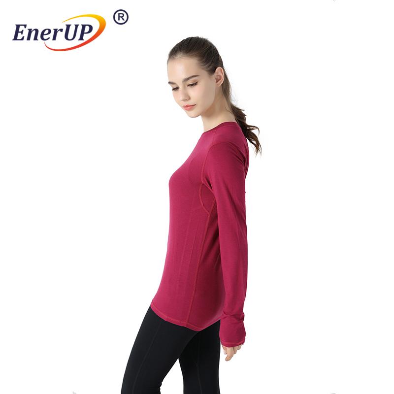 HOT High quality ladies merino wool thermal underwear