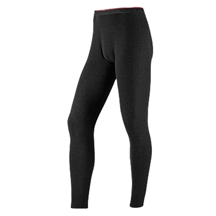 Mens Thermal Pants/Undergarment with Fly Opening