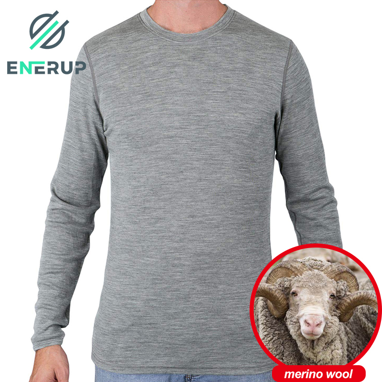 50% merino wool and 50% polyester Inne /Wool Underwear