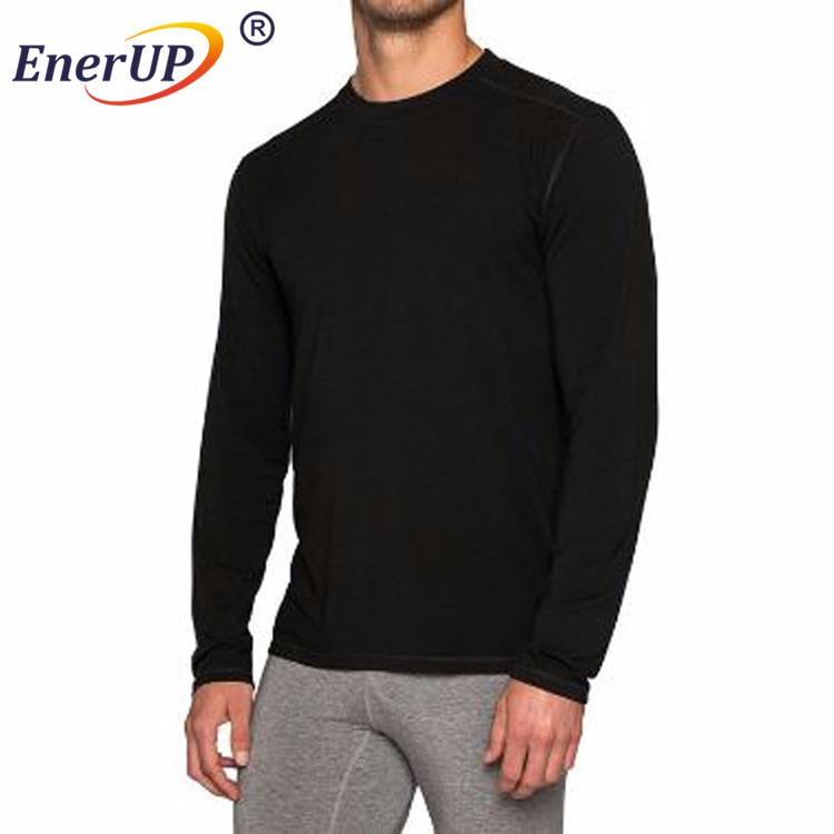 Men's thermal shirt compression pants men