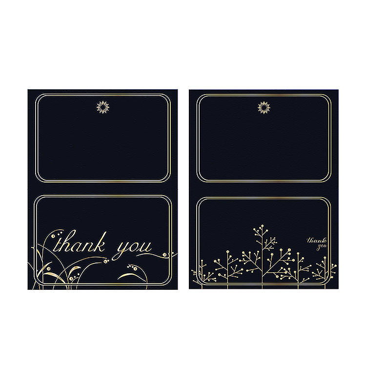 product-High-Grade Custom Kraft Paper Christmas Envelopes Business Thank You Card-Dezheng-img-2