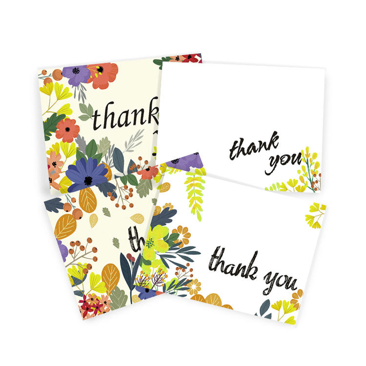 Thank You For Purchasing Card Wedding Thank You Note Cards Unique Thank You Cards