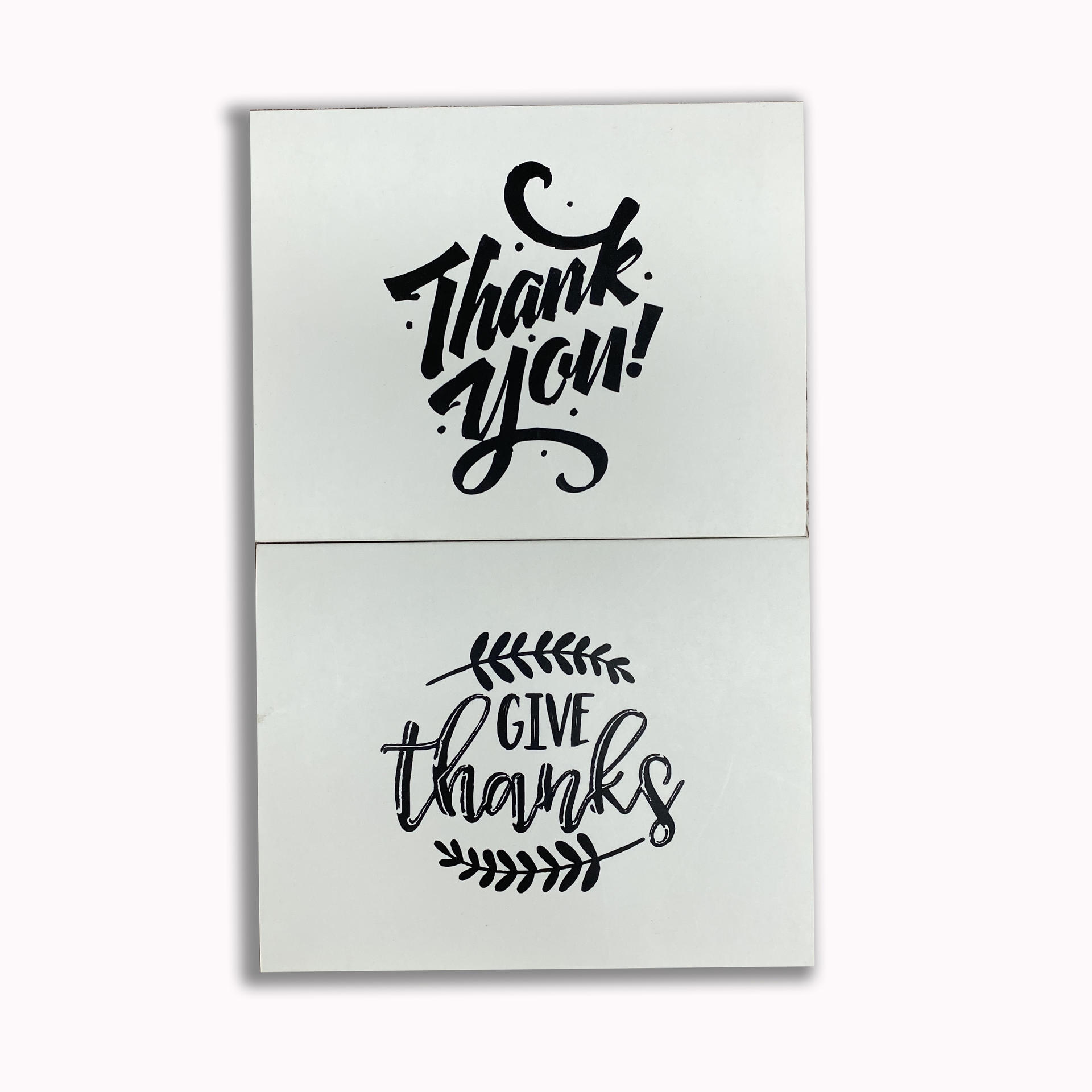product-Dezheng-High-Grade Custom Kraft Paper Christmas Envelopes Business Thank You Card-img-2