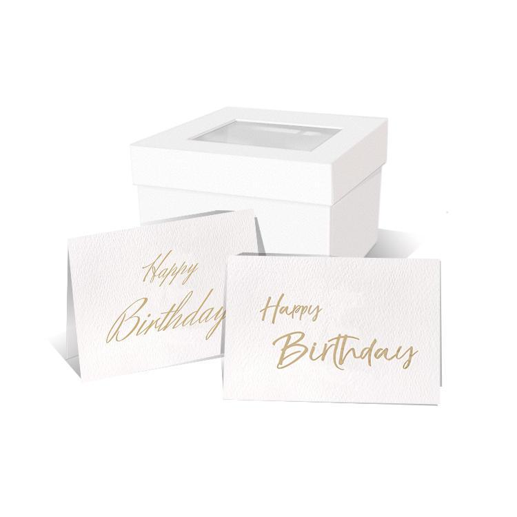 product-Dezheng-High-Grade Custom Kraft Paper Christmas Envelopes Business Thank You Card-img-1