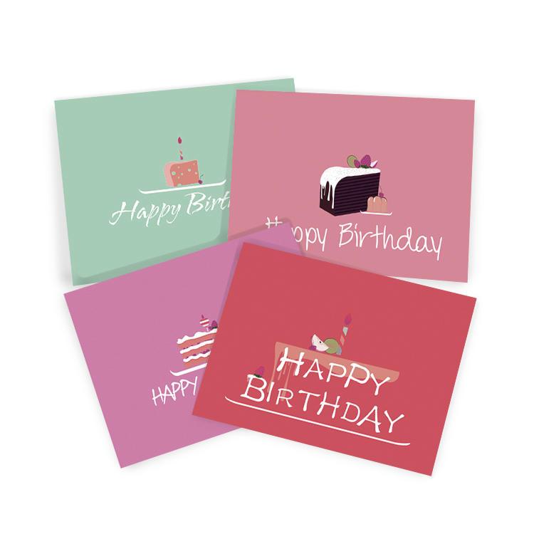 Birthday Card Printing Custom Greeting Card Birthday Invitation Card