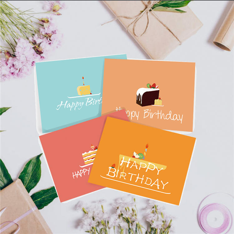product-High-Grade Custom Kraft Paper Christmas Envelopes Business Thank You Card-Dezheng-img-3