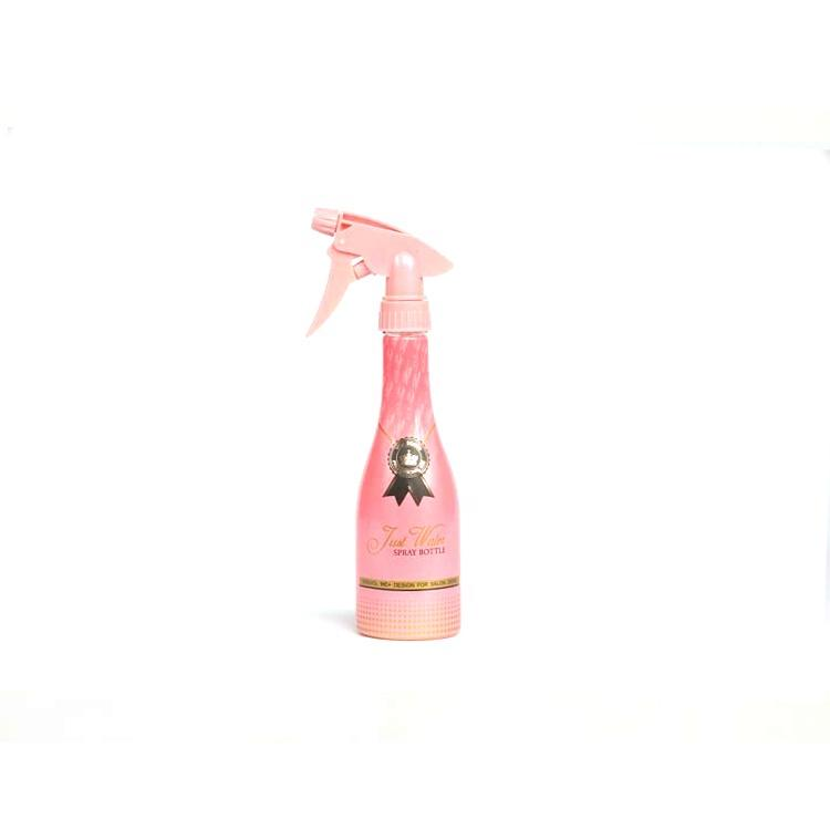 300ML plastic spray bottle fine trigger water mist spray bottle reusable continuous mist spray bottle