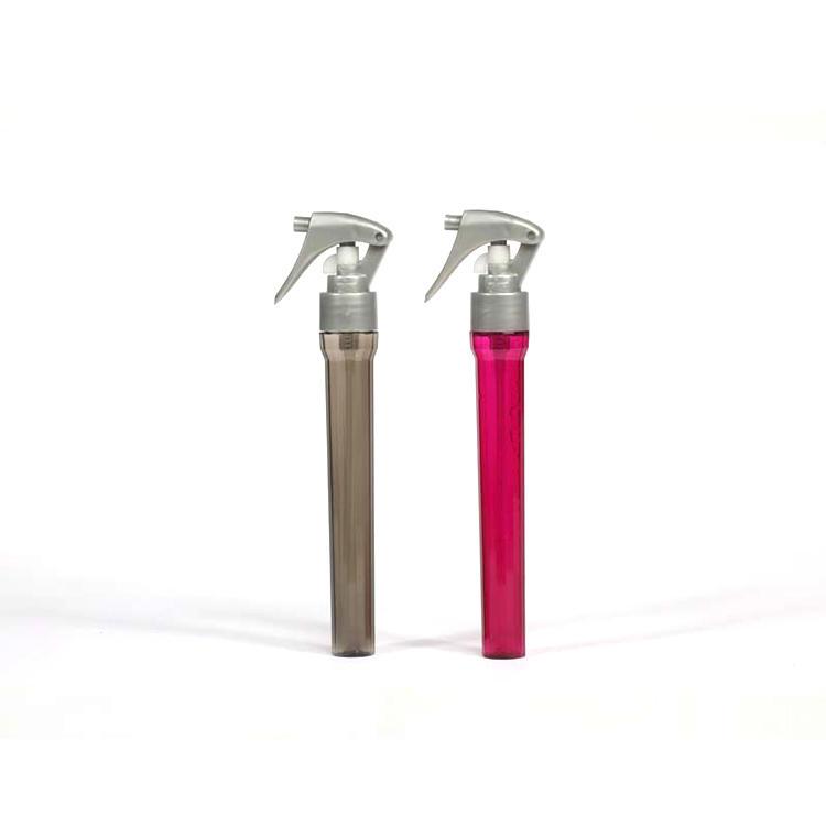 Custom Barbershop Plastic Fine Mist Sprayer Reusable Barber Hair Salon Spray Bottles