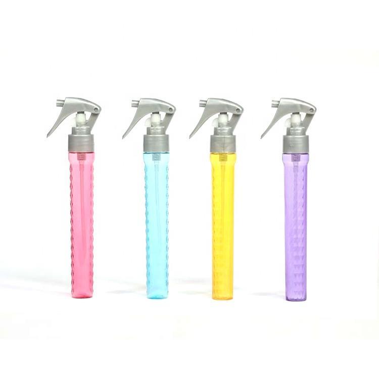 Plastic Barber Hair Care Fine Mist Water Trigger Spray Bottle for Salon Hairdressing