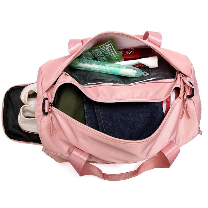 ks-217 Large-Capacity Sport bag Shoulder Bags Men's Fashion Travel Duffel Bags Package
