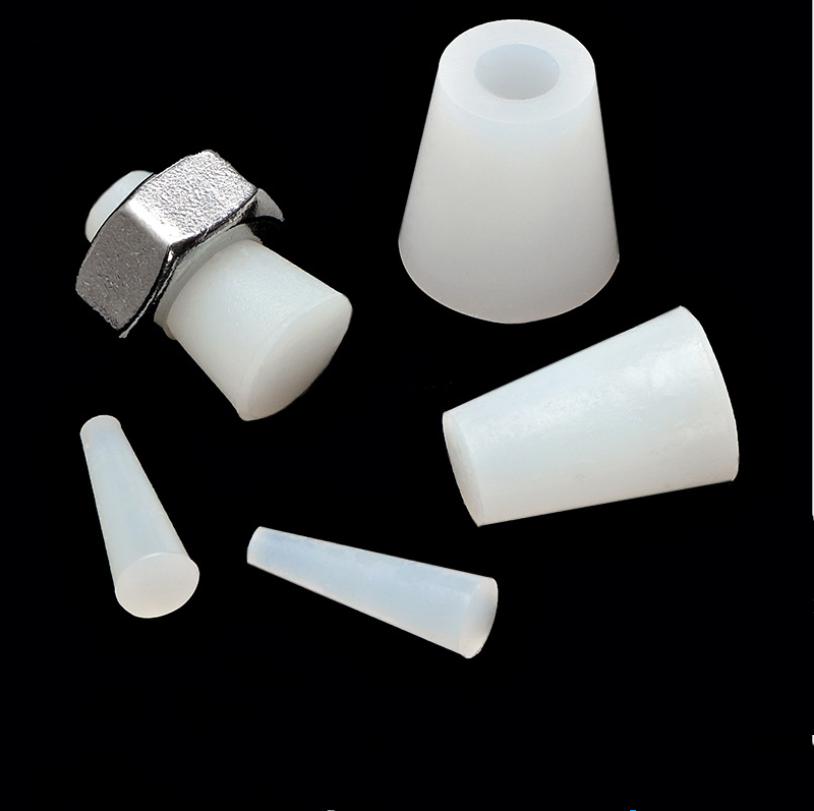 High Quality Supplier for Silicone Cone Plug Customized High Temperature Silicone Rubber Plug