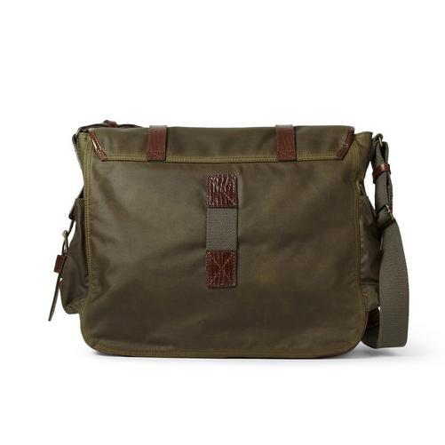 GF-X294 Mens Wax Cotton Canvas Messenger Bags Wholesale