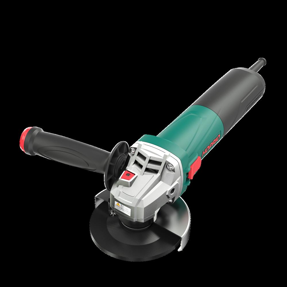 HOPRIO 115mm 220-240V 1350W 12000r/min brushless angle grinder