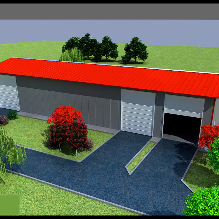 agriculturalsteel house