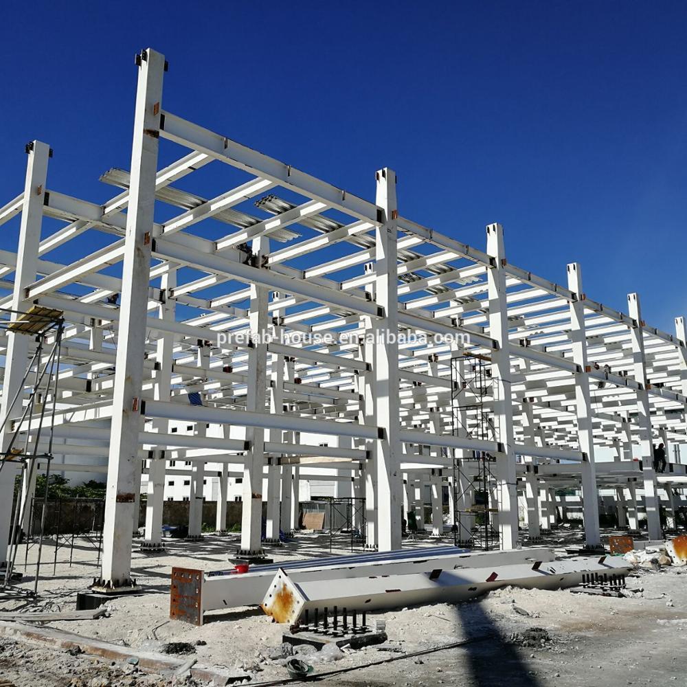 .Prefabricadas Casas Steel Structure Prefabricate House