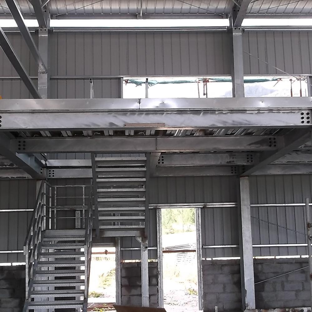 prefab steel structure warehouse 2020